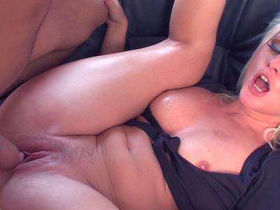 Sexy slut got one big booty