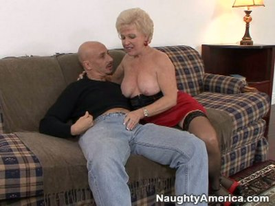 Dick voracious old nympho Mrs Jewell
