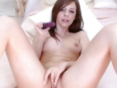 Hot GF Intense Self Fuck on Cam!