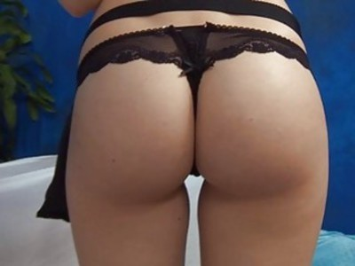 Sweetheart shows off her cock engulfing skills