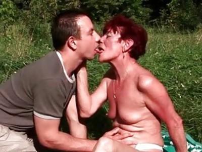 Nasty Grannies Fuck Compilation